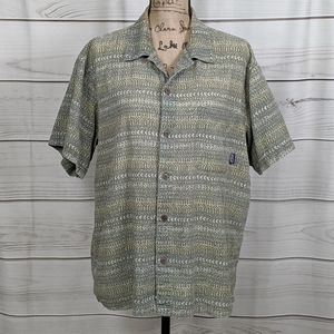 PATAGONIA Green Button Up Shirt